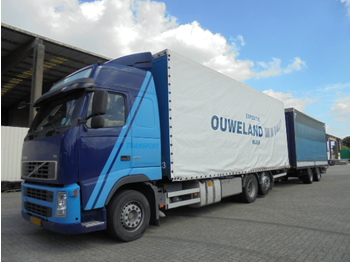 Volvo FH12-480 6X2 - container transporter/ swap body truck