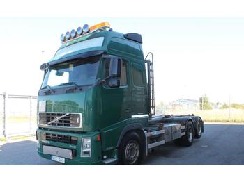 Container transporter/ swap body truck Volvo FH12 6X2
