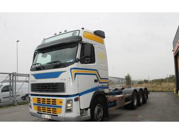 Container transporter/ swap body truck Volvo FH12 6X4 / 8X4