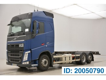 Container transporter/ swap body truck Volvo FH13.460 Globetrotter - 6x2