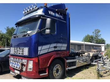 Container transporter/ swap body truck Volvo FH16 580
