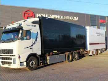 Volvo FH400 6x2  - container transporter/ swap body truck