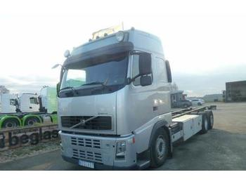 Container transporter/ swap body truck Volvo FH480