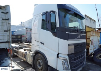 Container transporter/ swap body truck Volvo FH500