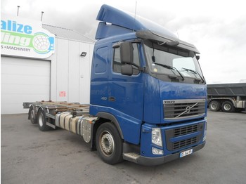 Volvo FH 420 - container transporter/ swap body truck