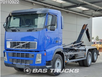 Container transporter/ swap body truck Volvo FH 440 6X2 Liftachse Hydraulik Euro 3: picture 1
