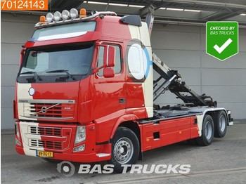Container transporter/ swap body truck Volvo FH 440 6X2 NL-Truck Liftachse Xenon Euro 5