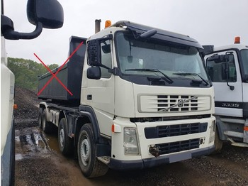Volvo FH 440 hooklift No container/ heavy chassis - container transporter/ swap body truck
