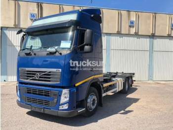 Container transporter/ swap body truck Volvo FH 460: picture 1