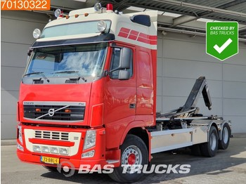 Container transporter/ swap body truck Volvo FH 460 6X2 NL-Truck VEB+ Manual Euro 5