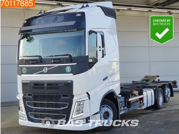 Volvo FH 460 6X2 VEB+ Liftachse Euro 6 - container transporter/ swap body truck