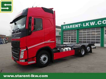 Volvo FH 460 6x2 BDF, LBW, I Park Cool  - container transporter/ swap body truck