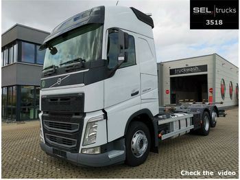 Container transporter/ swap body truck Volvo FH 460 6x2 / Liftachse / RETARDER