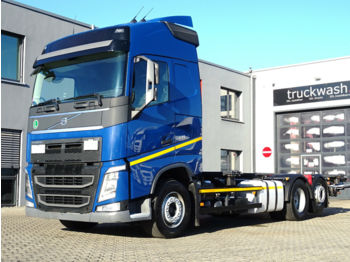 Volvo FH 460 / Automatik/Liftachse /LBW DHOLLANDIA  - container transporter/ swap body truck