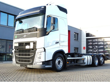 Volvo FH 460 / Automatik/Liftachse /LBW DHOLLANDIA/ADR  - container transporter/ swap body truck