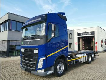 Volvo FH 460 / Euro 6 / Liftachse / Automatik  - container transporter/ swap body truck