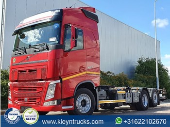 Volvo FH 460 taillift full adr - container transporter/ swap body truck