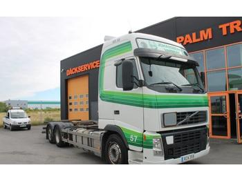 Volvo FH-480 6X2 Euro 5  - container transporter/ swap body truck