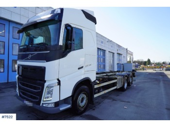 Container transporter/ swap body truck Volvo FH 500