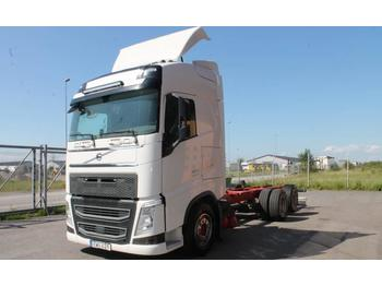 Container transporter/ swap body truck Volvo FH 500 eURO 6: picture 1