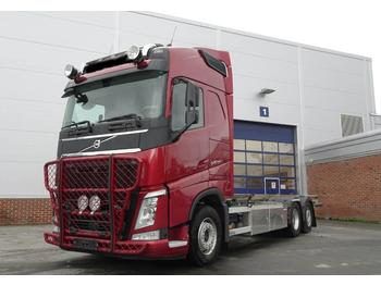 Volvo FH 540 6x2 Container truck  - container transporter/ swap body truck