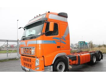 Container transporter/ swap body truck Volvo FH 6X2 Euro 5