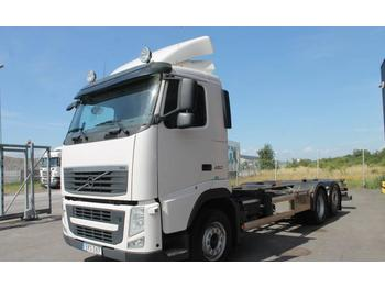 Container transporter/ swap body truck Volvo FH 6*2