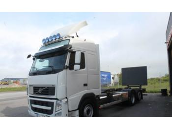 Container transporter/ swap body truck Volvo FH 6*2 Euro 5
