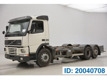 Container transporter/ swap body truck Volvo FM12.340 - 6x2