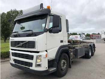 Volvo FM12 400 6x2 - container transporter/ swap body truck