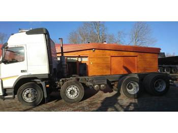 Volvo FM12 8x4  - container transporter/ swap body truck