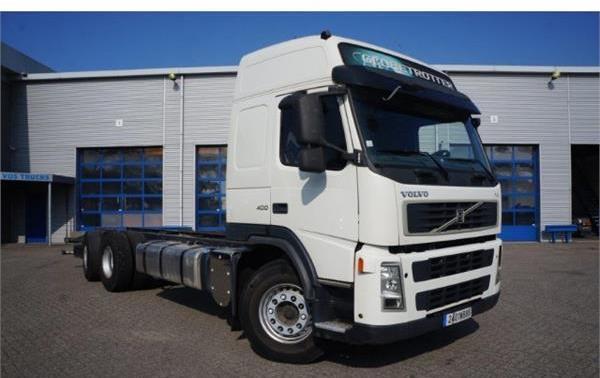volvo fm13 400 globetrotter manual retarder 6x2 4 euro 4 container rh truck1 eu New Volvo Trucks Volvo Pickup Truck