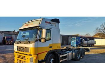 Volvo FM400 6X2*4 with hydraulics 400100km  - container transporter/ swap body truck