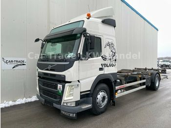 Volvo FM410 VEB+ LBW  - container transporter/ swap body truck