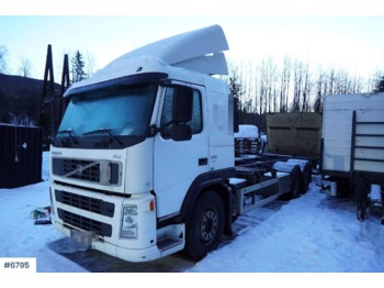 Volvo FM480 - container transporter/ swap body truck