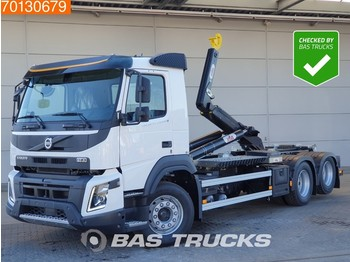 Volvo FMX 430 6X2 Dynamic-Steering Hyva 26-60-S FMX Unlimited-Edition - container transporter/ swap body truck