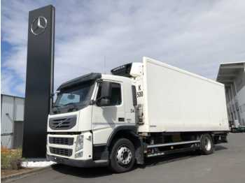 Container transporter/ swap body truck Volvo FM 330 4x2 + LBW: picture 1