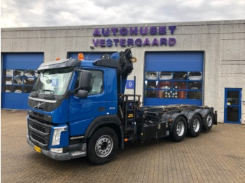 Volvo FM 450 - container transporter/ swap body truck