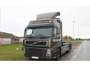 Volvo FM-450 6*2  - container transporter/ swap body truck