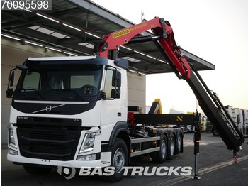 Container transporter/ swap body truck Volvo FM 460 8X2 NEW! VEB+ Palfinger PK 27001 EH-B 10T-Frontaxle