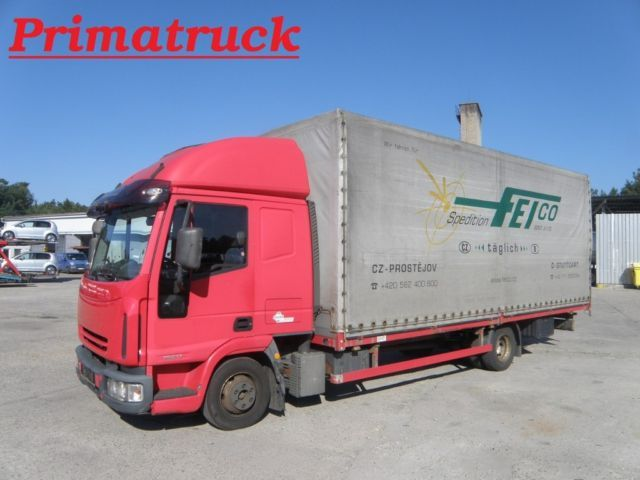 Iveco ML 75E17, Eurocargo, Bj 2003 curtainsider truck