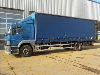 2003 Mercedes Atego 1823 - curtainsider truck