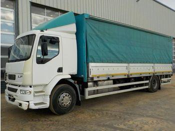 DAF CF55-220 - curtainsider truck