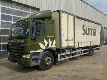 DAF CF65.300 - curtainsider truck