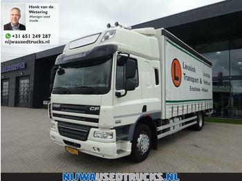 Curtainsider truck DAF CF 65 250 Schiebedach + LBW: picture 1