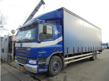 Curtainsider truck DAF CF 75-250