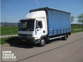 Curtainsider truck DAF FA 45.160 EXPORT ONLY