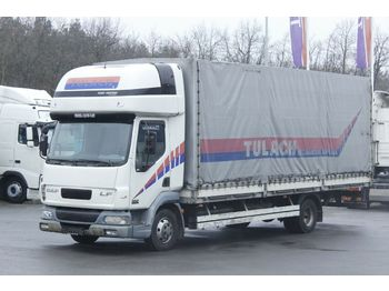 Curtainsider truck DAF FA LF45.170 E08 FOR SPARE PARTS