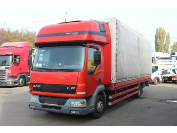 Curtainsider truck DAF FA LF 45.220 E12, SECONDARY AIR CONDITIONING