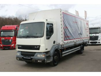 DAF FA LF 55.180 E15, TAIL LIFT, NEW WHEELS  - curtainsider truck